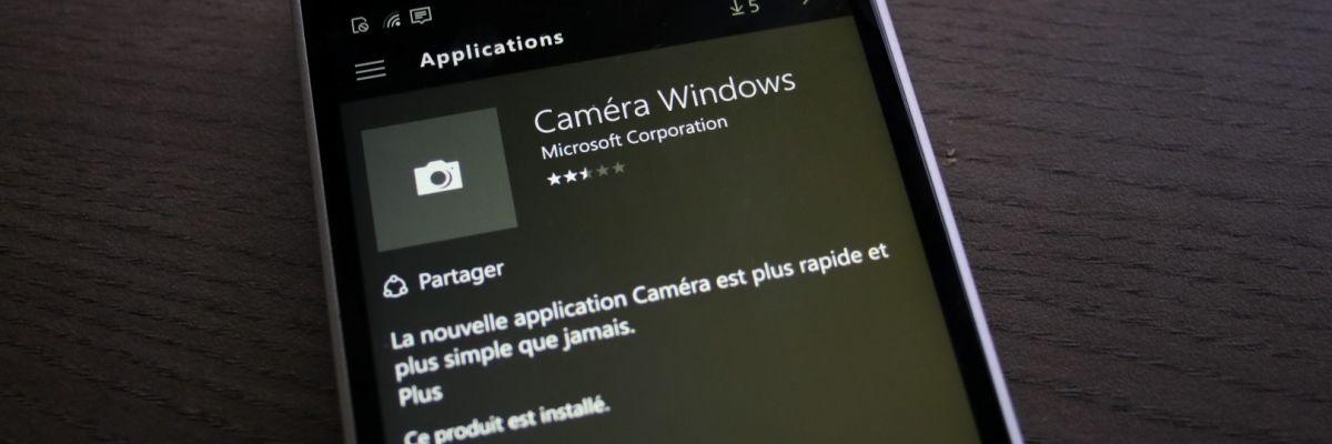 Enregistrer en slow motion avec Windows Camera, c'est maintenant possible !