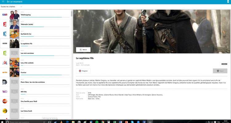 B.tv migre vers une nouvelle appli universelle pour Windows 10