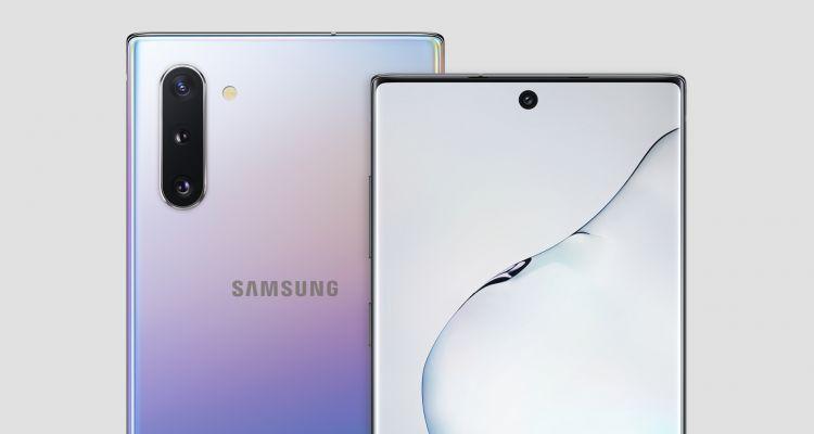 """Le Samsung Galaxy Note 10 est-il le premier """"Surface Phone"""" ?"""