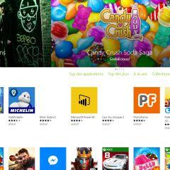 [MAJ] Windows Store : suppression des applications ne respectant pas l'IARC