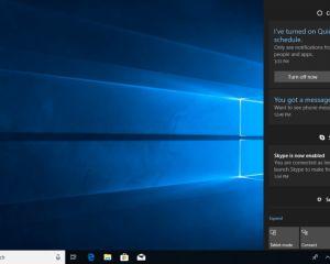 Nouvelle mise à jour mineure de Windows 10 pour les Insiders