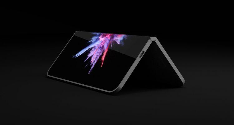 Surface Phone / Andromeda : deux nouveaux brevets découverts aujourd'hui
