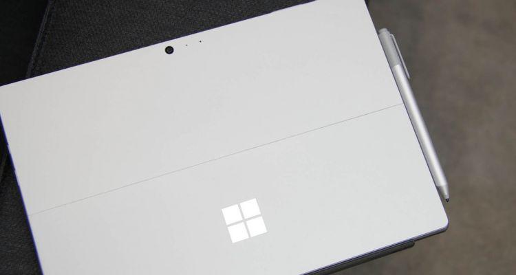 Surface Pro 5 : la tablette listée dans le parcours d'un product designer