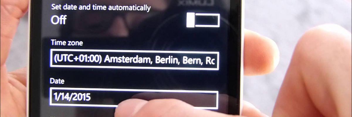 [Résolu] Erreur 80070020 : impossible de télécharger une application sur WP8.1