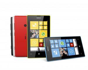 [MWC2013] Annonce du Nokia Lumia 520 sous Windows Phone 8