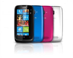 Le Nokia Lumia 610 disponible la semaine prochaine en Belgique