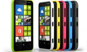 Le Nokia Lumia 620 disponible en France dès février