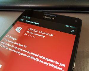 L'utilitaire WinZip débarque via une application universelle pour Windows 10
