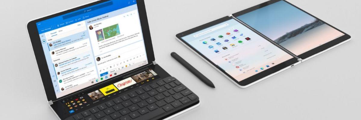 Le Surface Neo n'arrivera pas pour la fin de cette année 2020