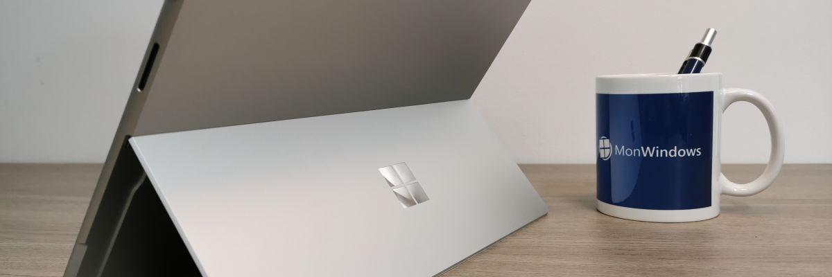 Test de la nouvelle Surface Pro X (SQ2) et comparatif avec SQ1 et i5