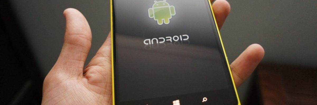WP Internals est disponible : Android sur un Lumia sera-t-il