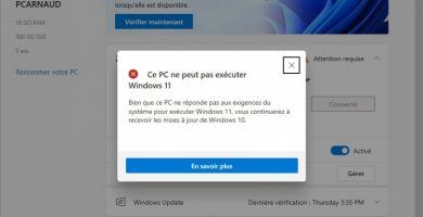 Windows 11 sur un PC incompatible : mon retour d'expérience après 3 mois