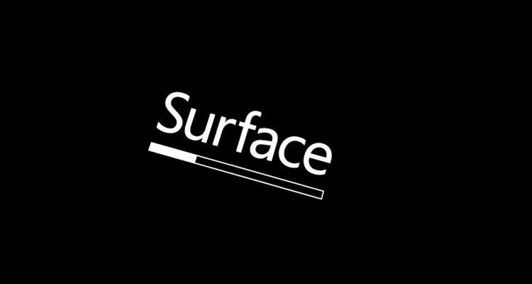 Nouvelle mise à jour pour les Surface Pro 7 et Surface Laptop 3