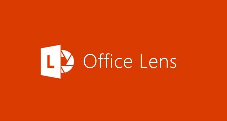 Office Lens devient Microsoft Lens et intègre l'OCR