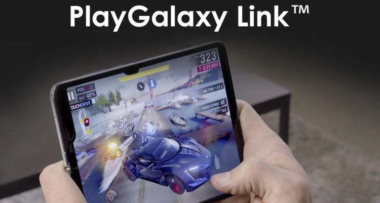 PlayGalaxy Link : jouez à vos jeux vidéo PC sur le Samsung Galaxy Note 10