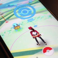 Le jeu Pokémon Go confirmé par le support officiel Windows Phone français ?