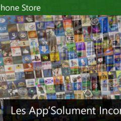 Les App'solument Incontournables #98