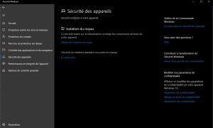 """Windows 10 : """"les paramètres de votre PC ne sont pas encore pris en charge"""""""