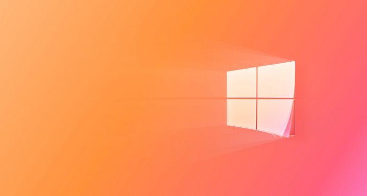 Windows 10 21H2 : la future mise à jour va faire du tri et aller à l'essentiel