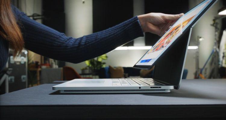 Surface Laptop Studio : la relève du Surface Book 3 est officielle !