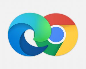 Coronavirus : Microsoft Edge et Google Chrome en stand-by