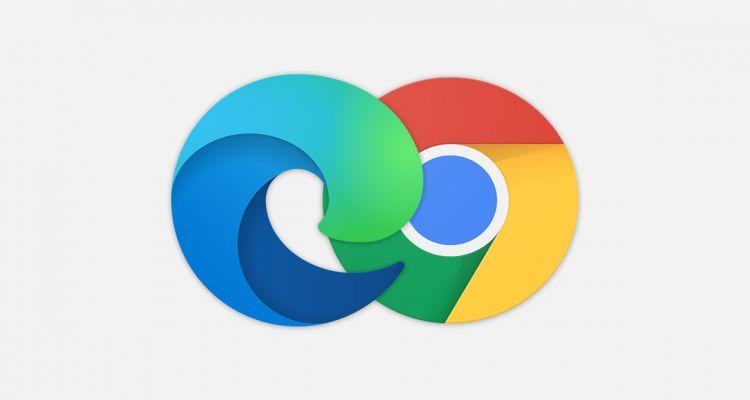 Coronavirus : Microsoft Edge et Google Chrome en stand-by