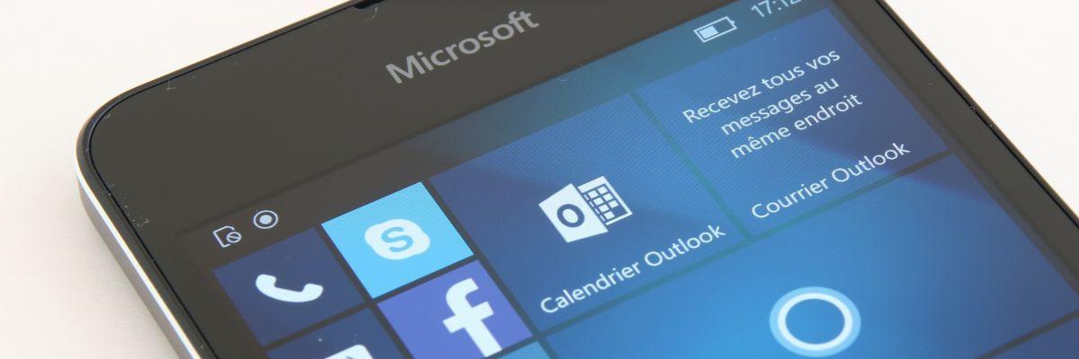 Microsoft refuse de combler une faille de sécurité de Windows 10 Mobile
