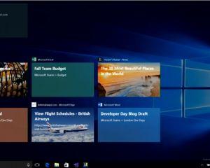 La Timeline Windows se montre en image et arrivera bientôt pour les Insiders