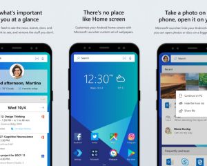 Microsoft Launcher totalise plus d'un million d'utilisateurs actifs sur Android