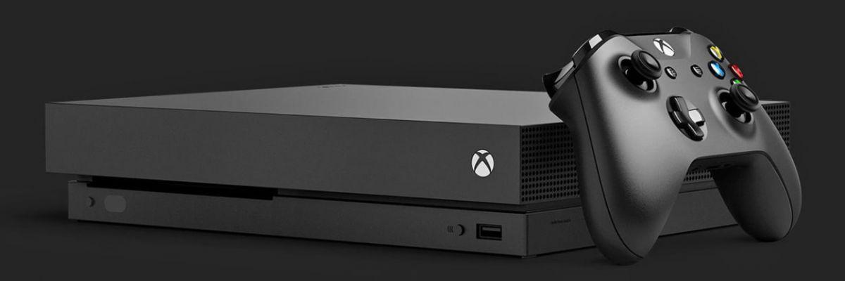 [Bon plan] La Xbox One X passe à nouveau à 399€