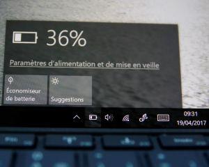 Windows 10 : une autonomie encore améliorée avec Redstone 3