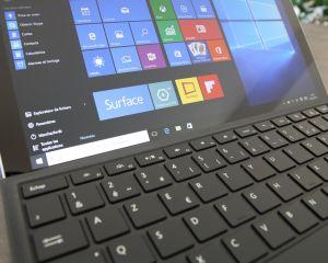 Test de la Microsoft Surface Pro 4 sous Windows 10 Professionnel