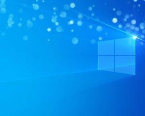 Windows 10: la mise à jour de fonctionnalité (version 1909) disponible pour tous