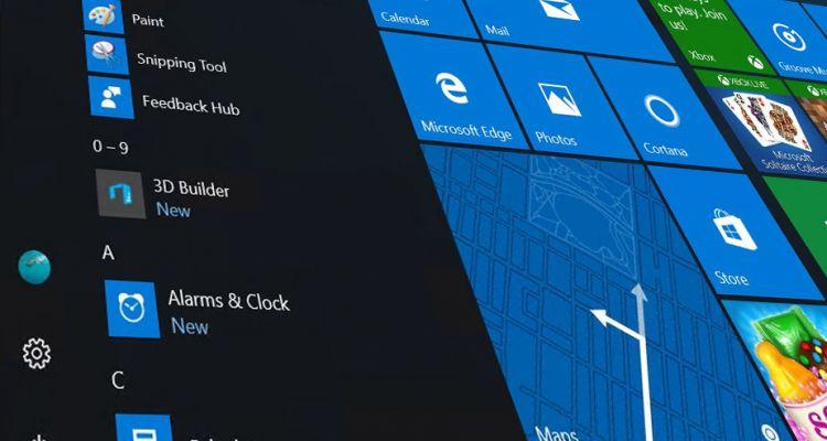 Débat : utilisez-vous encore souvent le Menu Démarrer sur Windows 10 ?