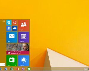 Windows RT 8.1 : sa troisième mise à jour est dispo et ajoute le menu Démarrer