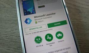 Microsoft Launcher passe en version 5.6 sur Android (bêta)