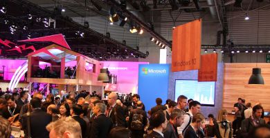 La présence minime de Microsoft au MWC sonne-t-elle la mort des Windows Phone ?
