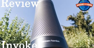 J'ai testé l'enceinte Invoke de Harman/Kardon propulsée par Cortana : mon avis
