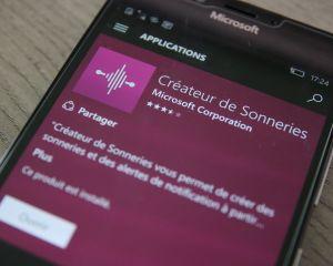 Créateur de sonneries est disponible sur Windows 10 Mobile en version finale