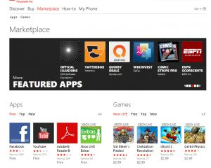 Deux changements majeurs sur le marketplace Windows Phone