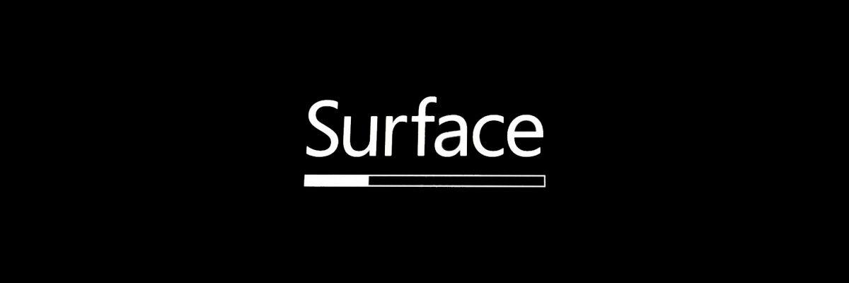Une nouvelle mise à jour est dispo pour la Surface Pro X