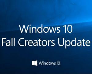 Windows 10 Fall Creators Update : TOP 10 des nouveautés de la mise à jour