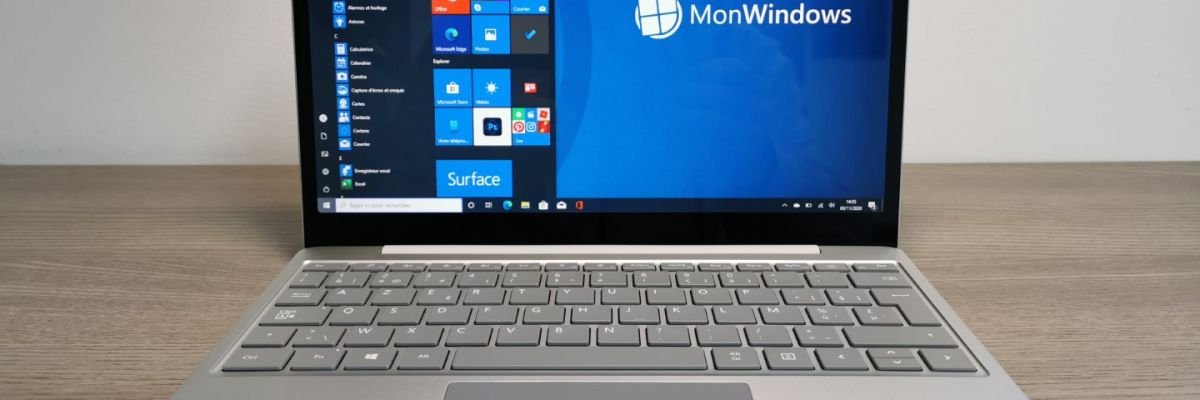 Test du Surface Laptop Go : le PC portable idéal pour les étudiants ?