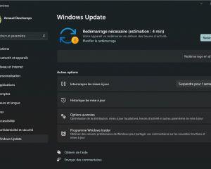 KB5006746 : le correctif AMD arrive sur Windows 11 sous forme de mise à jour