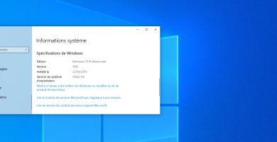 Windows 10 : la mise à jour de mai 2019 est disponible !
