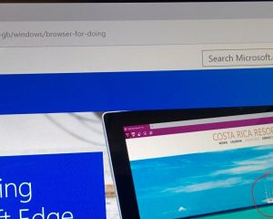 Windows 10 : une navigation par onglets pour les applications universelles ?