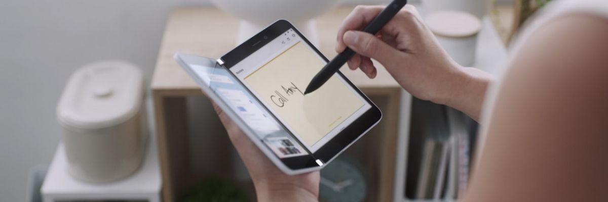 Surface Duo : la date de sortie fixée au 24 août ?