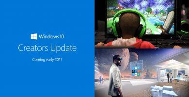 La mise à jour Windows 10 Creators Update commence à être déployée