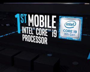 Les processeurs intel Core i9 arrivent aussi sur PC portable