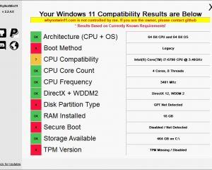 « Ce PC ne peut pas exécuter Windows 11 » ! Pourquoi ? Que faire ?